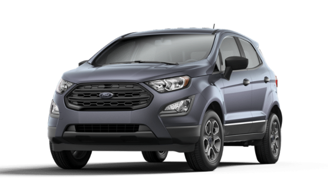 New 2020 Ford EcoSport S Crossover MAJ6S3FL4LC329770 for sale in Bremen, IN